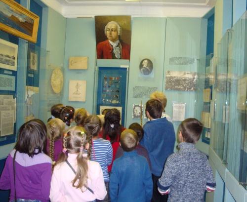 музей Ломоносова