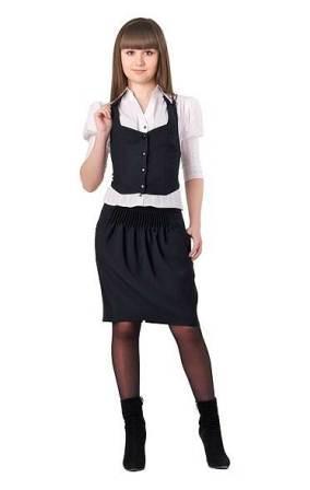 Юбки для школы для девочек 1 класса